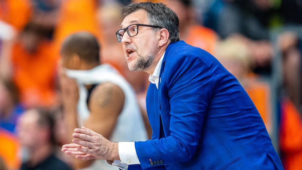 Silvano Poropat ist der neue Co-Trainer der deutschen Basketball-Nationalman... - Bildquelle: imago images / Hartmut Bösener