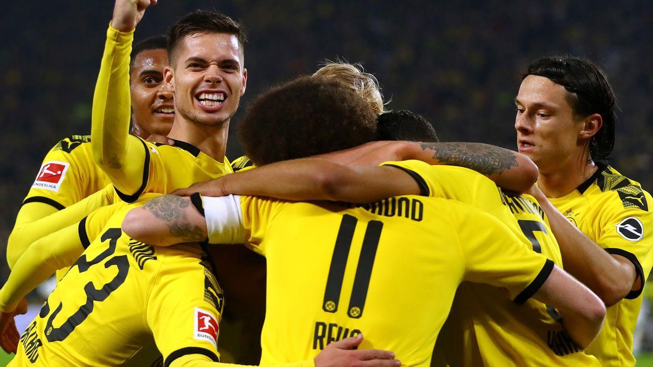 2. Borussia Dortmund - Bildquelle: 2019 Getty Images