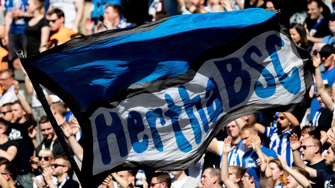 Hertha BSC - Bildquelle: 2018 Getty Images