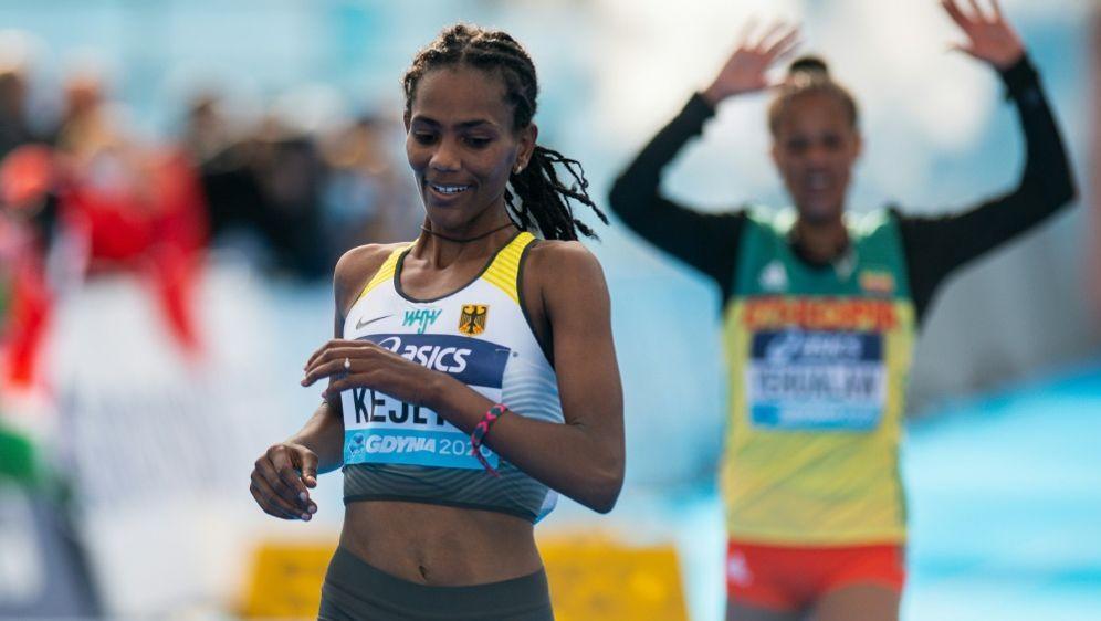 Sportlerin des Monats Oktober: Melat Kejeta - Bildquelle: AFPSIDMATEUSZ SLODKOWSKI