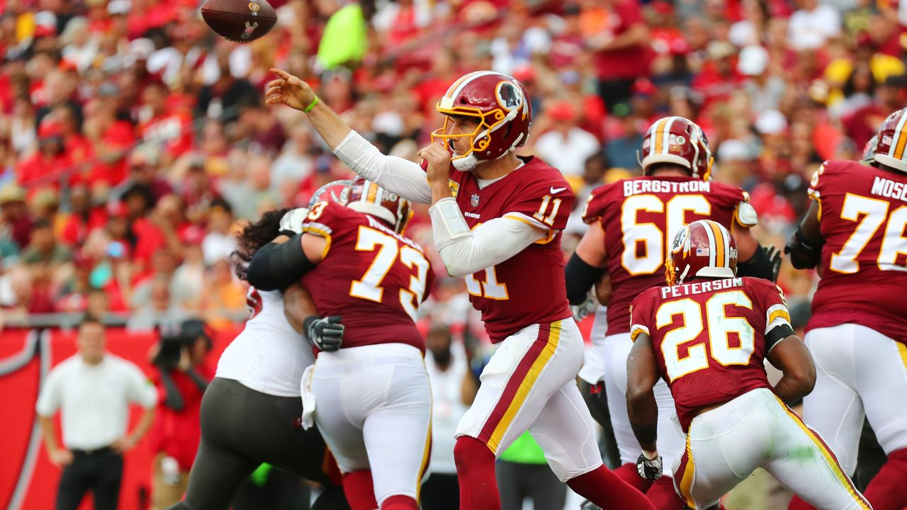 27. Washington Redskins - Bildquelle: 2018 Getty Images