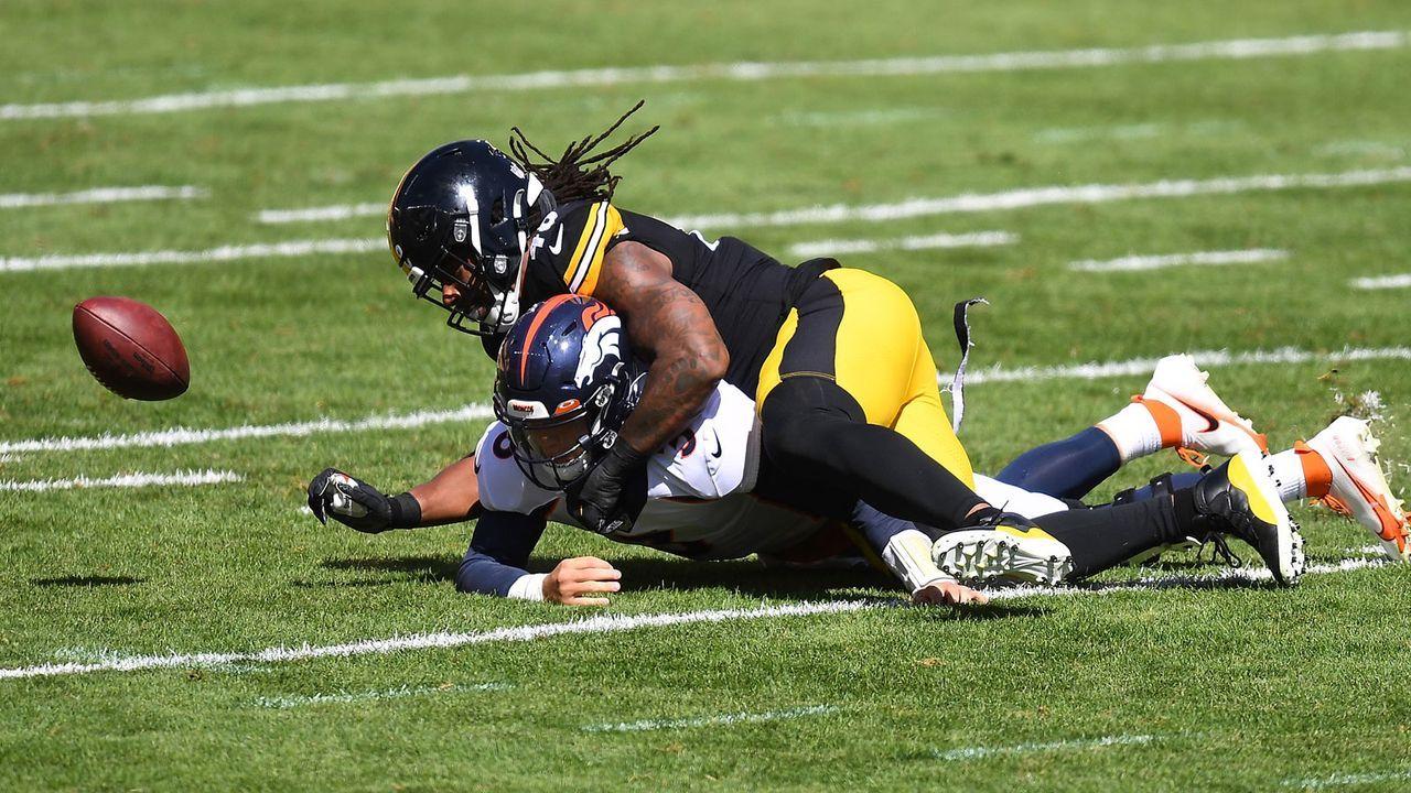 Drew Lock (Denver Broncos) - Bildquelle: 2020 Getty Images