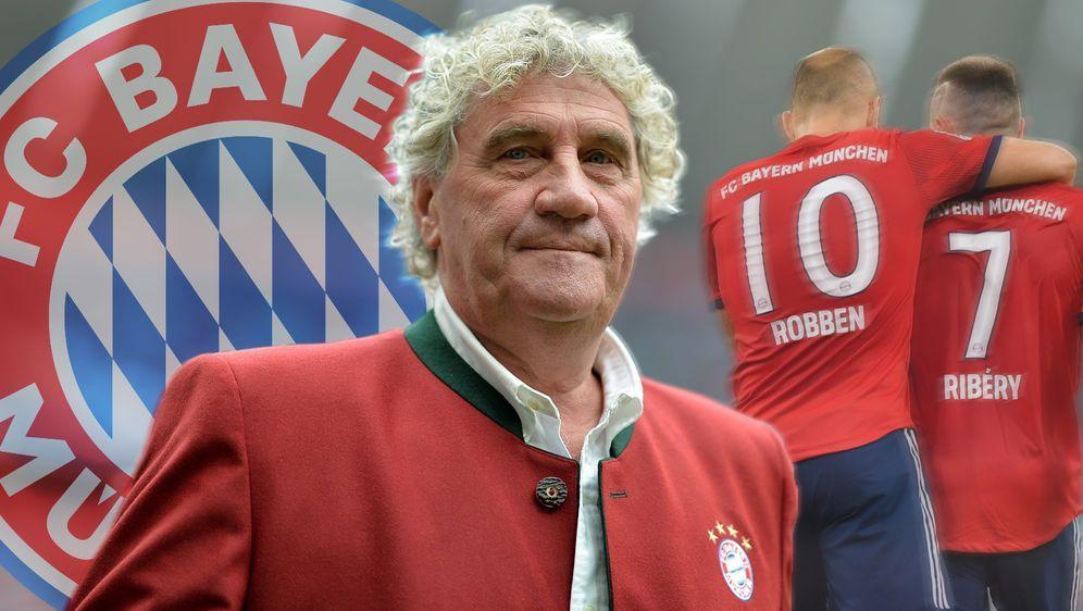 Jean-Marie Pfaff hätte anstelle des FC Bayern Arjen Robben und Franck Ribery... - Bildquelle: Getty Images