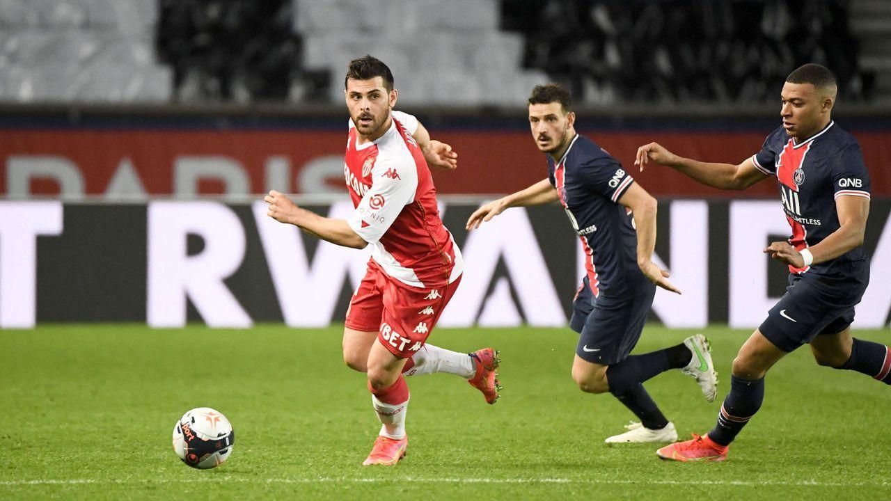 Frankreich: AS Monaco vs. Paris St. Germain (19. Mai) - Bildquelle: Imago Images