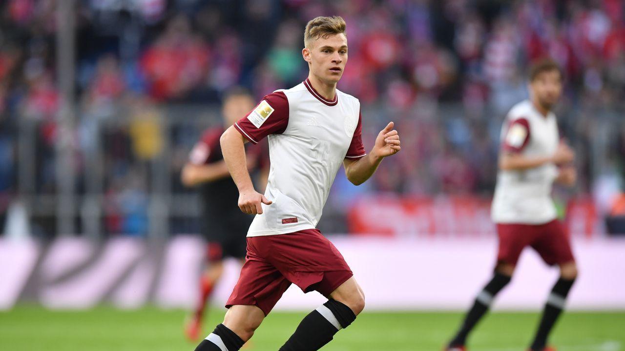 Joshua Kimmich (FC Bayern) - Bildquelle: Getty Images