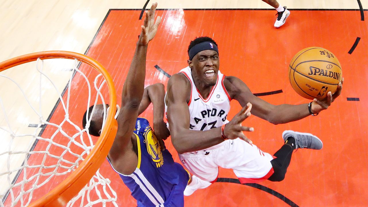 Most Improved Player: Pascal Siakam (Toronto Raptors) - Bildquelle: 2019 Getty Images