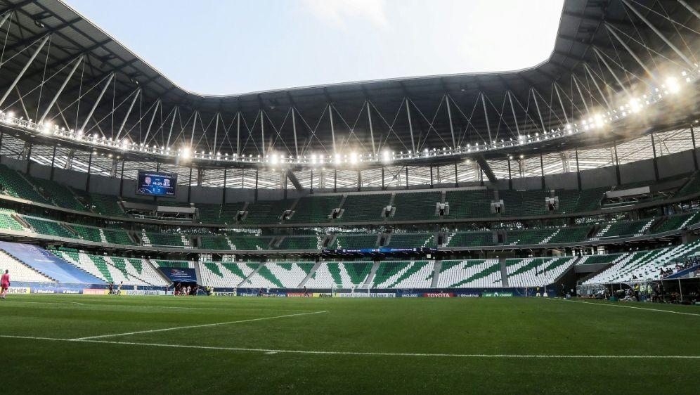 In Ar-Rayyan sollen geimpfte Fans ins Stadion - Bildquelle: AFPSIDKARIM JAAFAR