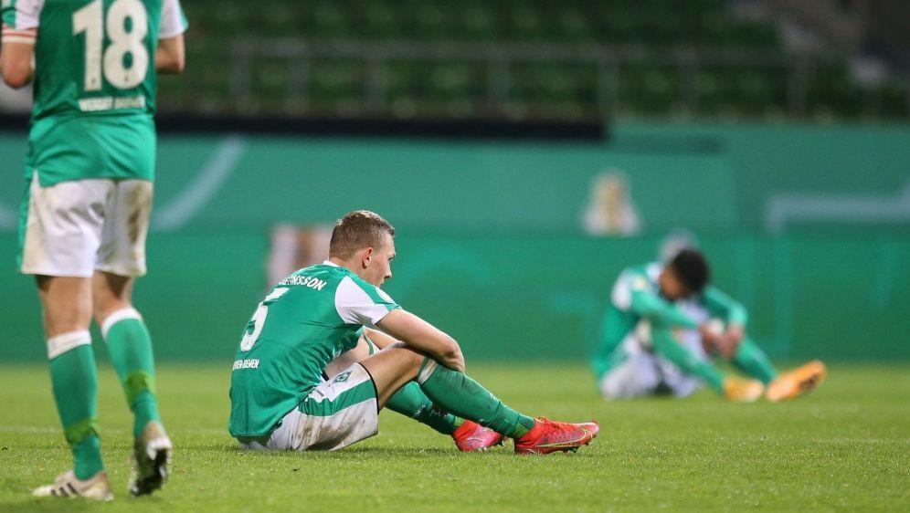 Seit neun Bundesligaspielen ohne Sieg: Werder Bremen - Bildquelle: POOLAFPSIDCATHRIN MUELLER