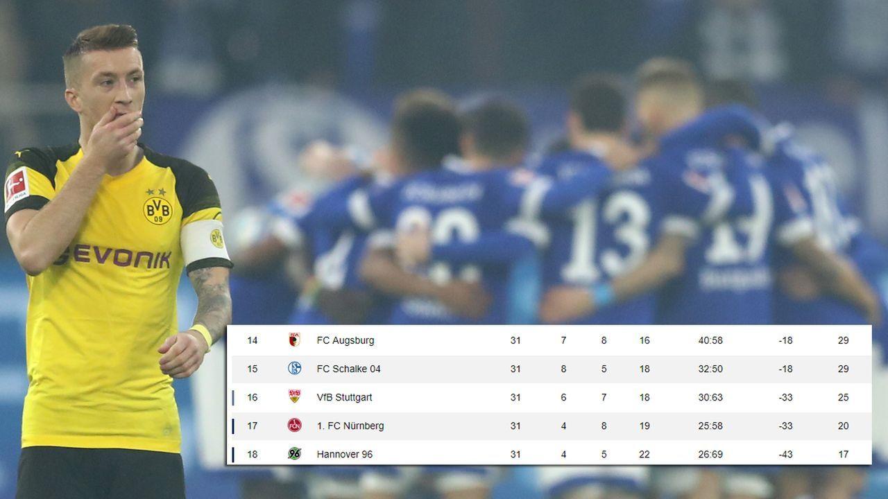 31. Spieltag: Schalke beendet BVB-Titelträume - Bildquelle: Getty Images