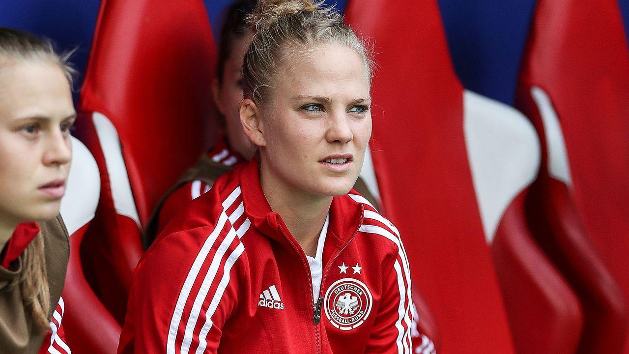 Leonie Maier (Abwehr) - Bildquelle: Getty Images