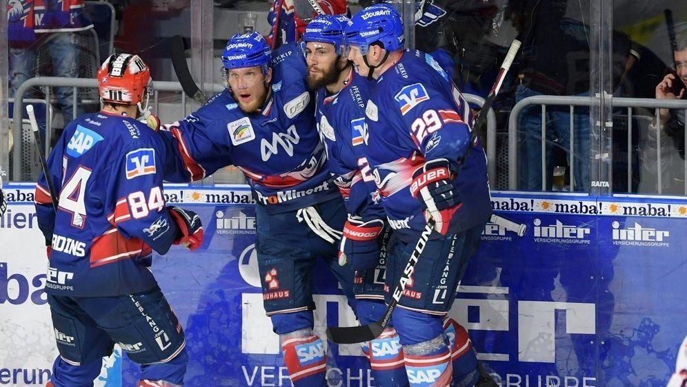Meister Mannheim startet bei den Nürnberg Ice Tigers - Bildquelle: GEPA PICTURESCITY PRESSGEPA PICTURESCITY PRESSGEPA PICTURESCITY PRESSGEPA pictures City-Press