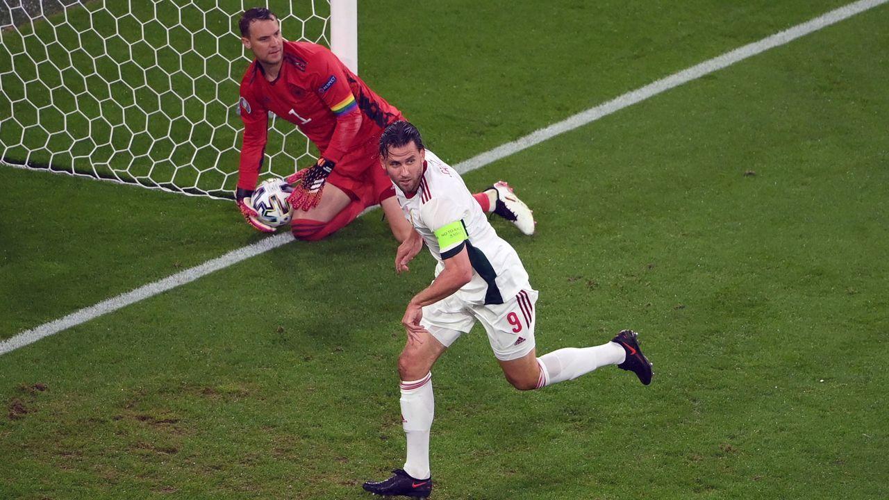 Szalai schockt das DFB-Team - Bildquelle: 2021 Getty Images