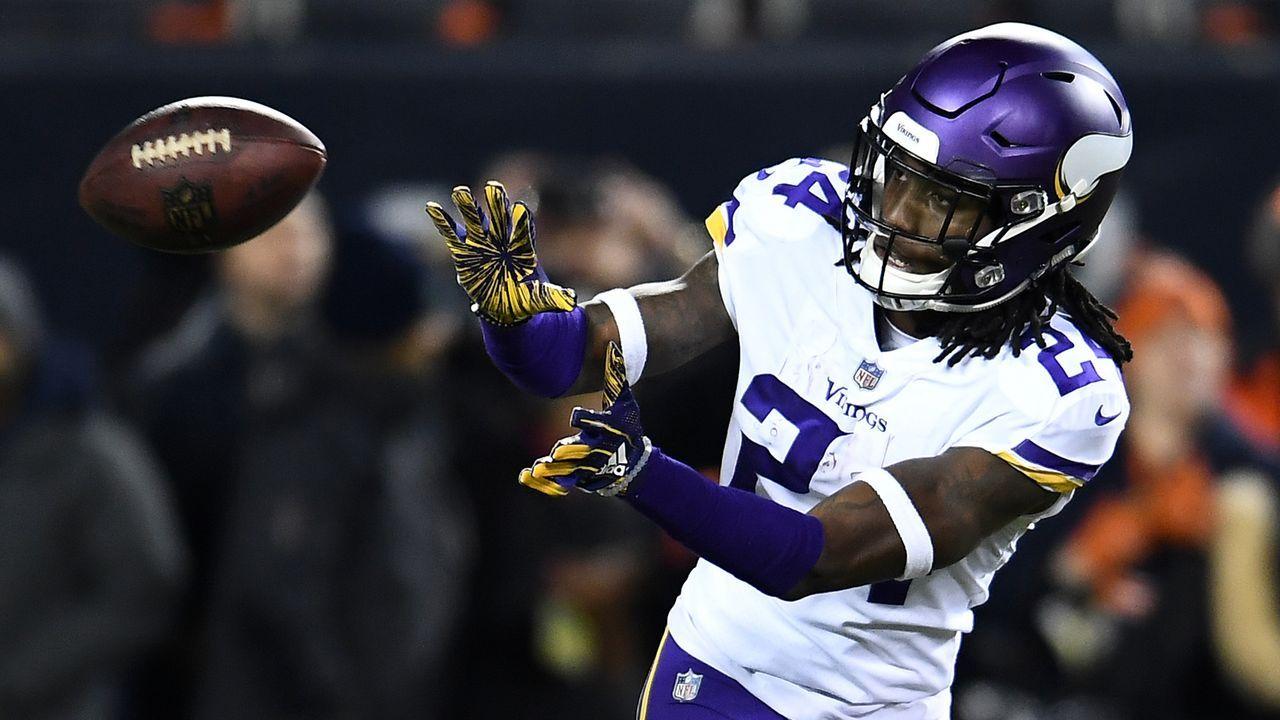 Holton Hill (Minnesota Vikings) - Bildquelle: 2018 Getty Images