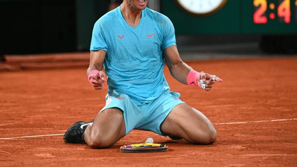 Höchster Sport-Orden für Spaniens Tennisstar Nadal - Bildquelle: AFPSIDANNE-CHRISTINE POUJOULAT