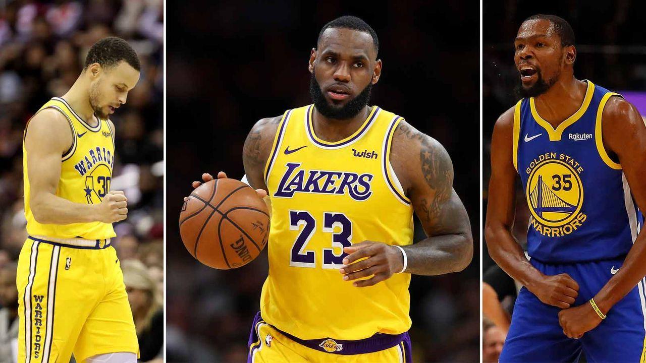 Forbes-Liste: Die Top-10 Verdiener 2019 in der NBA - Bildquelle: getty