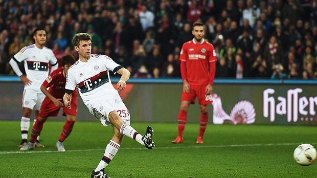 Thomas Müller: 14 Treffer - Bildquelle: 2015 Getty Images