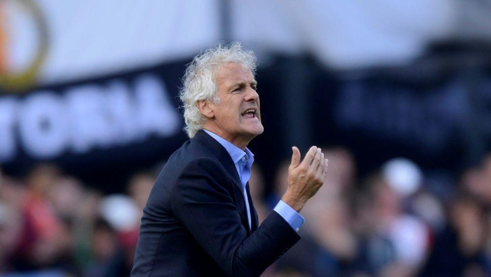 Bei Anderlecht entlassen: Ex-Schalke Trainer Fred Rutten - Bildquelle: PIXATHLONPIXATHLONSID