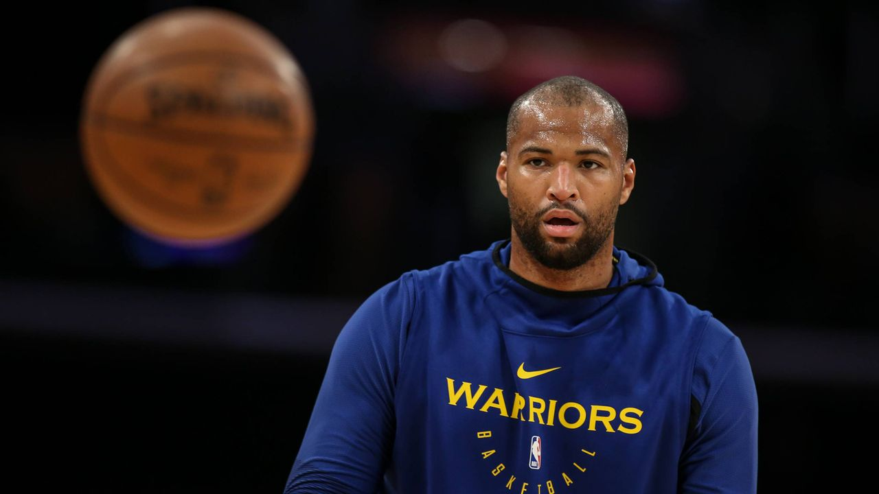 Platz 14: DeMarcus Cousins (Golden State Warriors)          - Bildquelle: imago/Icon SMI