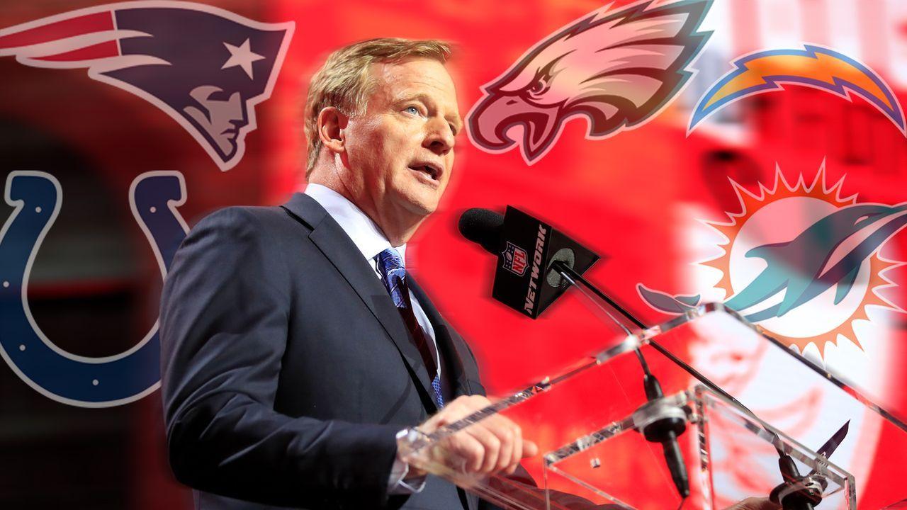 NFL Draft 2020: Diese Teams könnten nach oben traden - Bildquelle: 2019 Getty Images