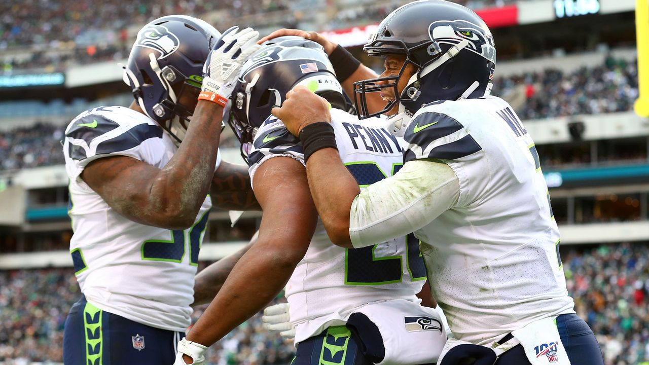 Platz 8: Seattle Seahawks - Bildquelle: getty