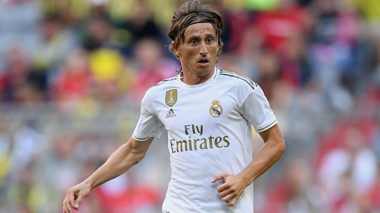 Mittelfeld: Luka Modric - Bildquelle: 2019 Getty Images