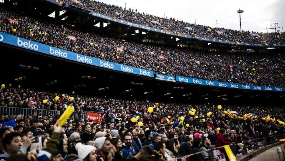 Spanischer Verband verbietet der Liga Montagsspiele - Bildquelle: AFPSIDXavier Bonilla