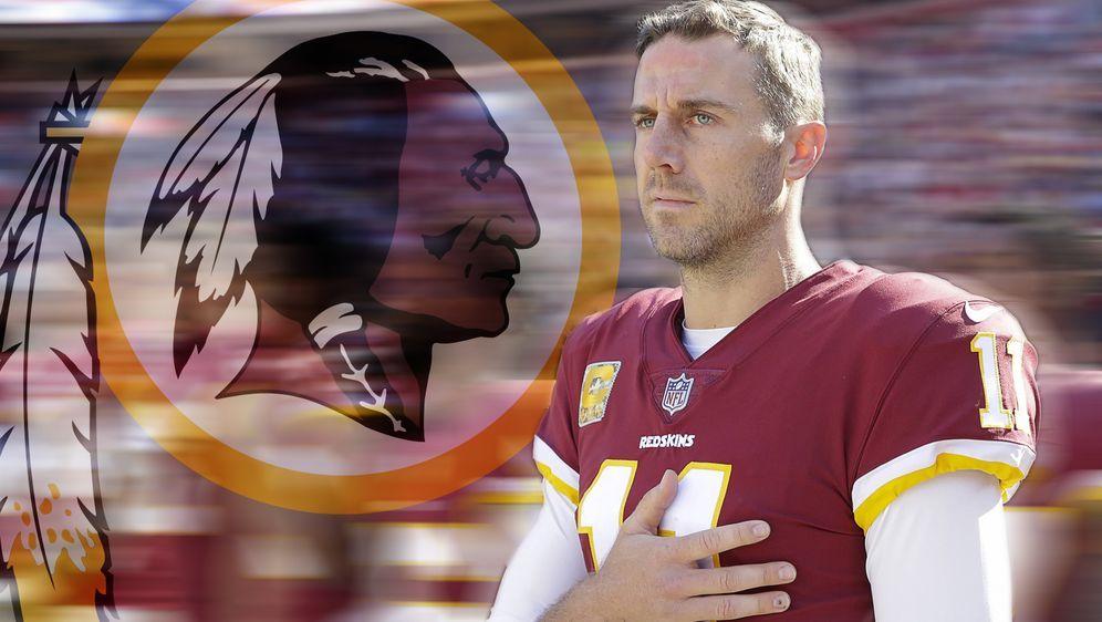 Alex Smith arbeitet auf sein Comeback bei den Redskins hin - Bildquelle: imago/ZUMA Press