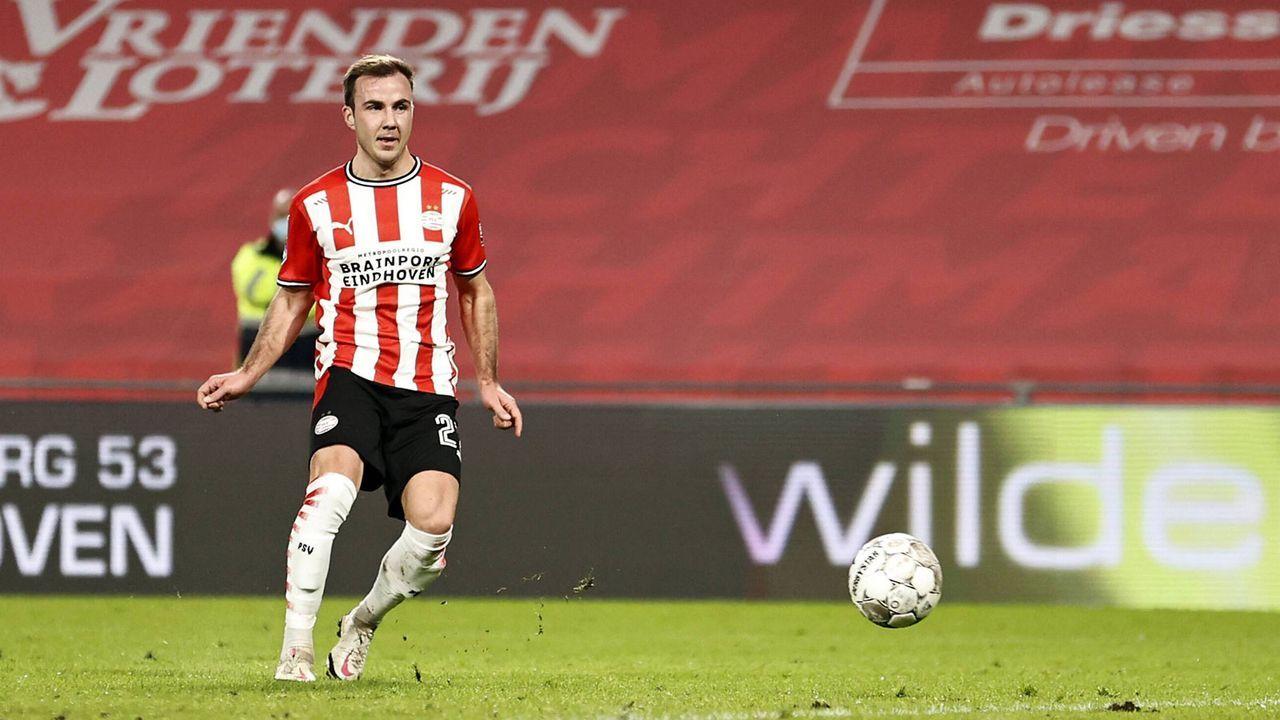 Mario Götze (PSV Eindhoven) - Bildquelle: Imago Images