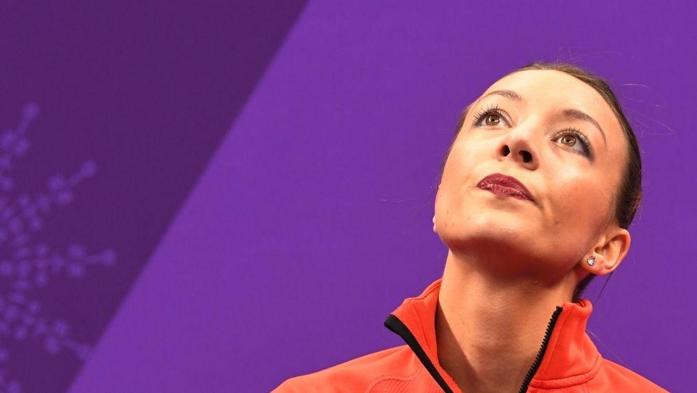 Nicole Schott fällt für den Grand-Prix-Wettbewerb aus - Bildquelle: AFPSIDROBERTO SCHMIDT