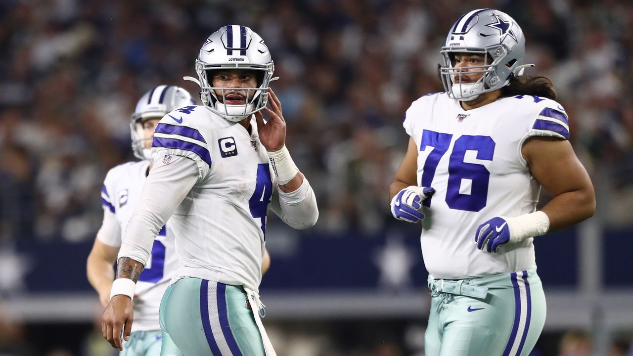Pick 17: Dallas Cowboys - Bildquelle: 2019 Getty Images
