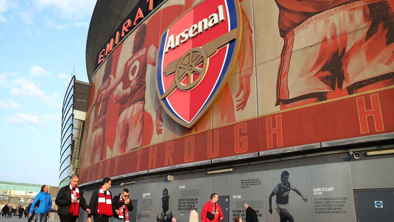 Platz 7: FC Arsenal  - Bildquelle: 2019 Getty Images
