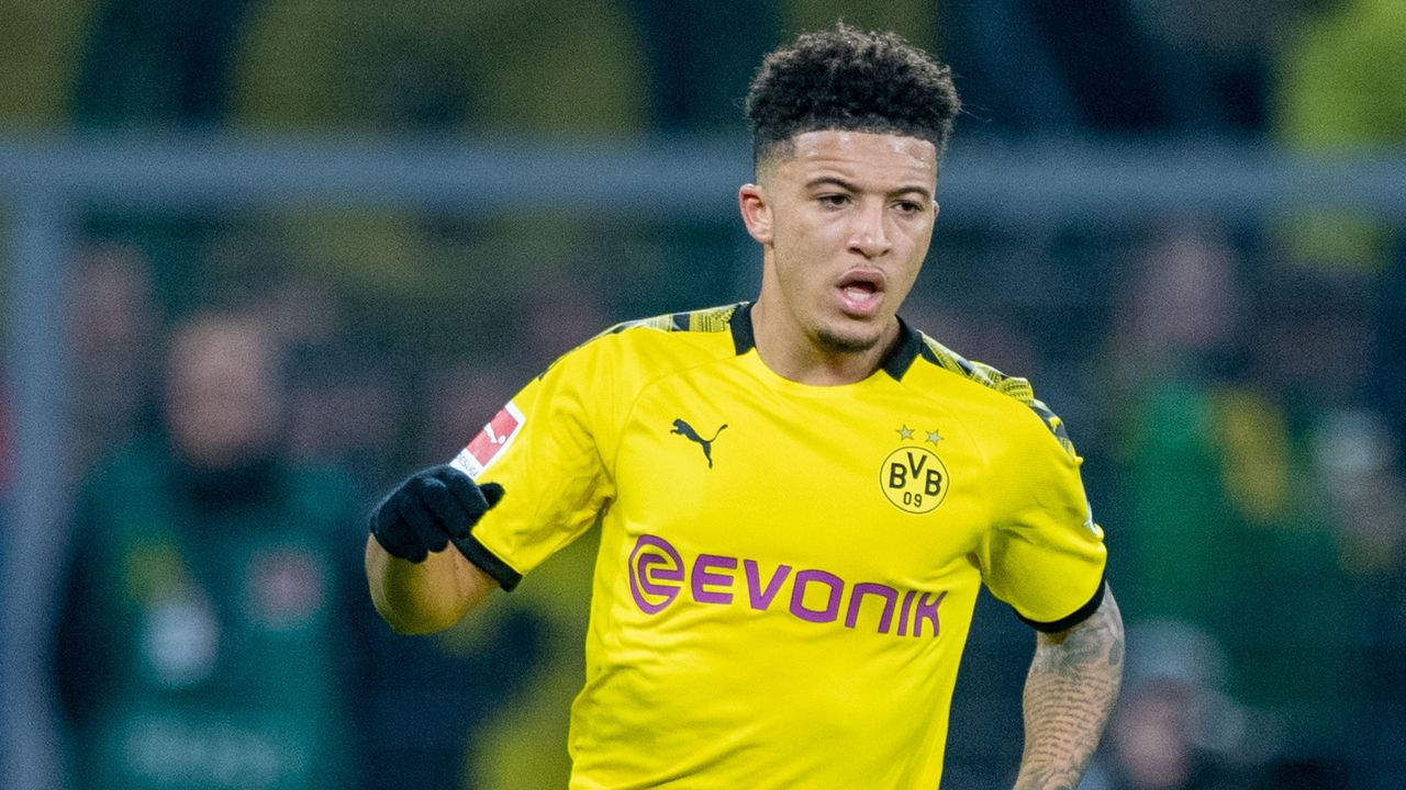 Jadon Sancho (Borussia Dortmund) - Bildquelle: imago