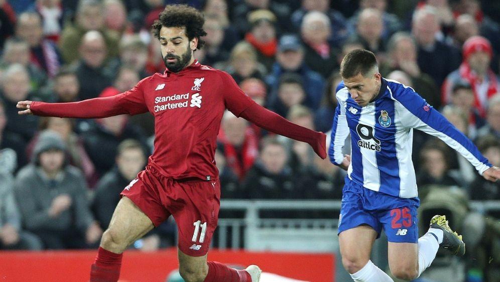 Laut bwin klarer Favorit aufs Weiterkommen: FC Liverpool - Bildquelle: PIXATHLONPIXATHLONSID