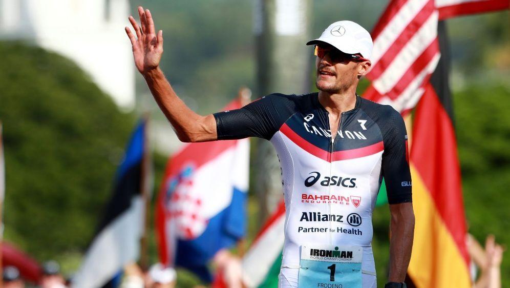 Für Frodeno deutsche Dominanz beim Ironman kein Zufall - Bildquelle: AFPGETTY IMAGES SIDTOM PENNINGTON