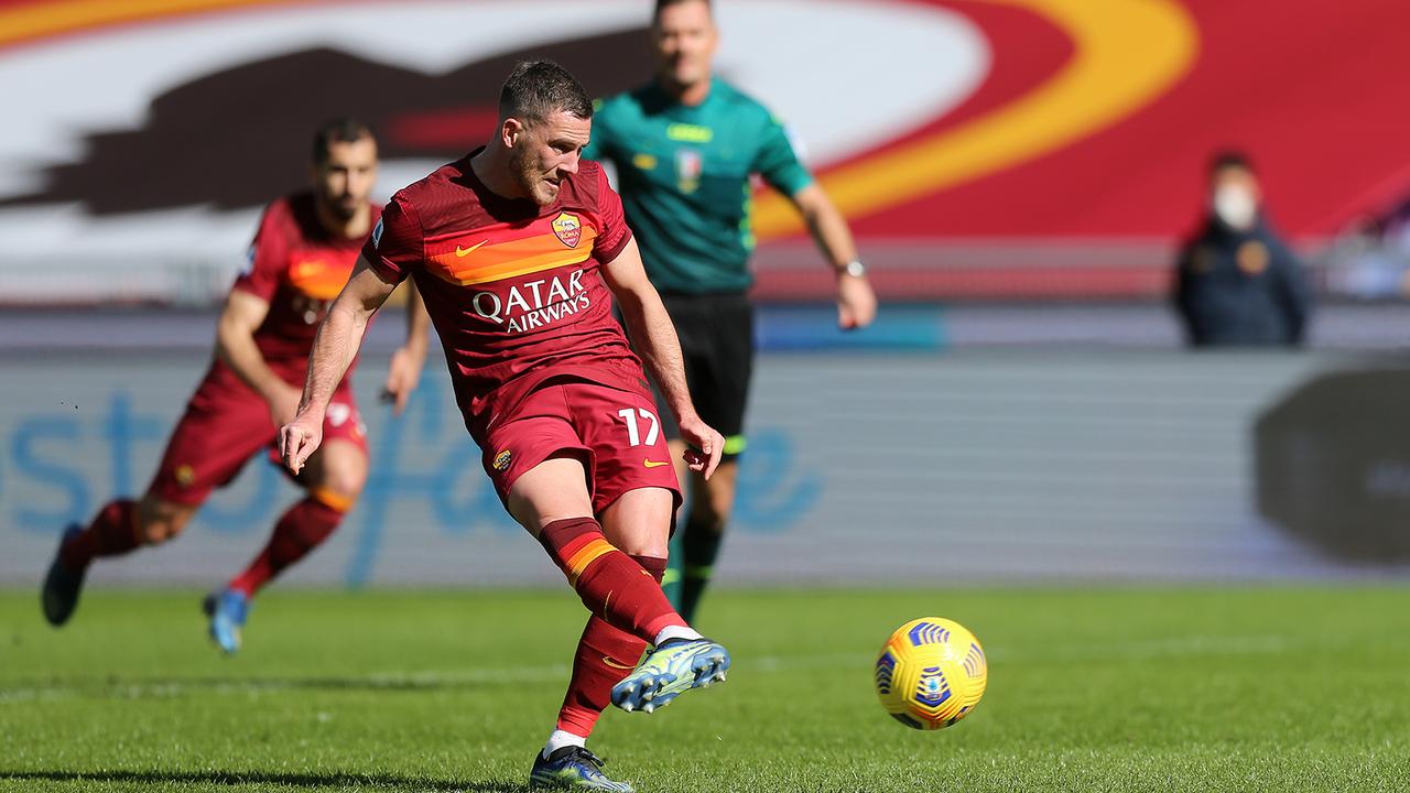 AS Rom (Platz 7 in der Serie A) - Bildquelle: Getty