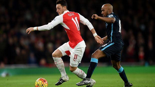 2015/16 (FC Arsenal) - Bildquelle: 2015 Getty Images