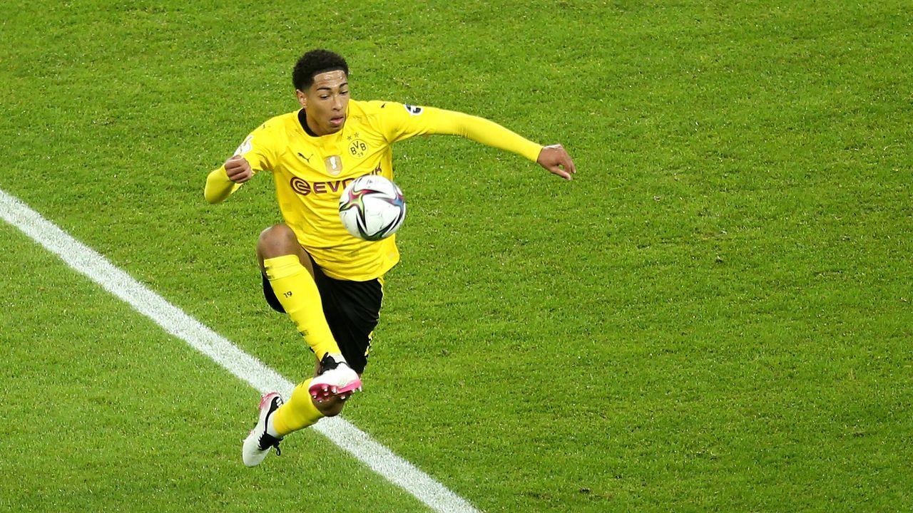 Jude Bellingham (Borussia Dortmund) - Bildquelle: imago images/MIS