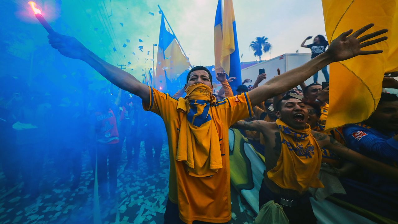 Platz 5 - Liga MX (Mexiko) - Bildquelle: 2019 Getty Images