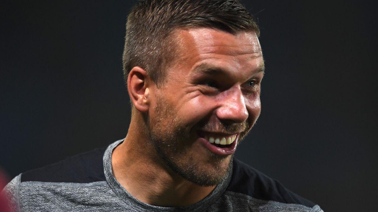 Podolski der neue Seeler - Bildquelle: 2017 Getty Images