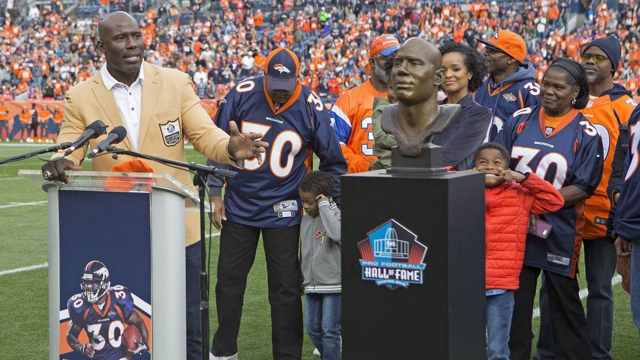 Pro Bowl Legends Captains der Auswahl-Teams - Bildquelle: imago/ZUMA Press