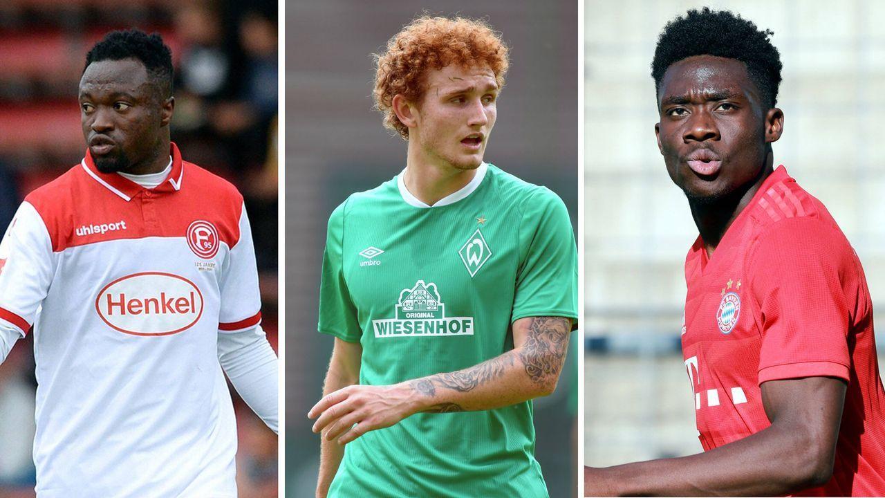 Bundesliga: Die Breakout-Kandidaten der Saison 2019/20 - Bildquelle: Imago/Getty