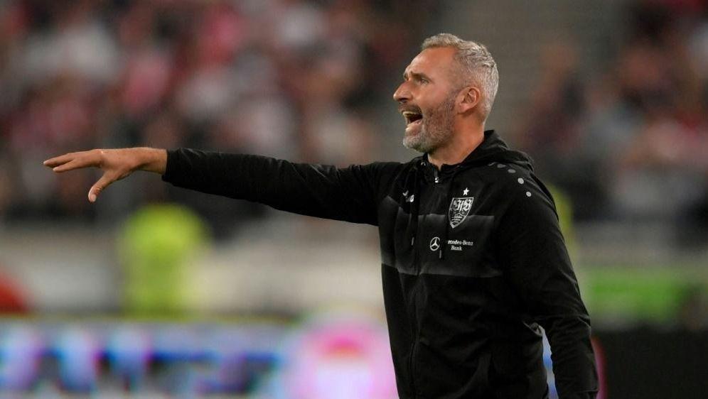 Walter und der VfB Stuttgart lassen erneut Punkte liegen - Bildquelle: PIXATHLONPIXATHLONSID