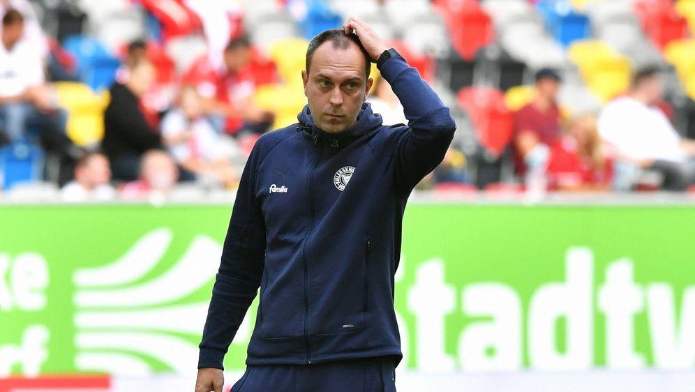 Ole Werner ist nicht mehr Trainer von Holstein Kiel - Bildquelle: Imago Images