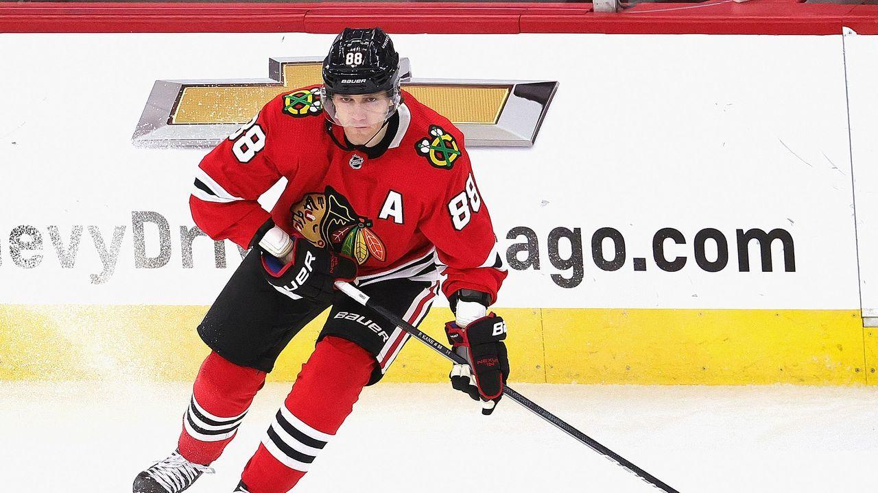 Platz 9 (geteilt): Patrick Kane (Chicago Blackhawks) - Bildquelle: 2021 Getty Images