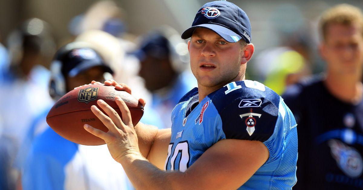 Tennessee Titans: Jake Locker (Quarterback, 8. Pick 2011) - Bildquelle: getty