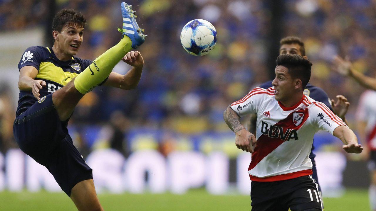 Boca setzt auf Malocher-Fußball - Bildquelle: Imago