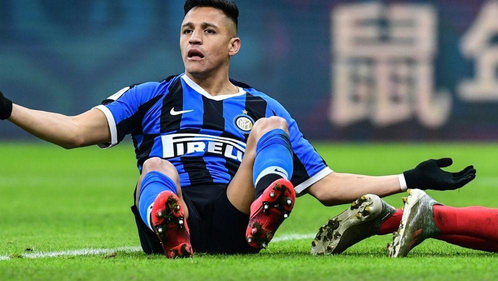 Alexis Sanchez unterschreibt bei Inter bis 2023 - Bildquelle: AFPSIDMIGUEL MEDINA