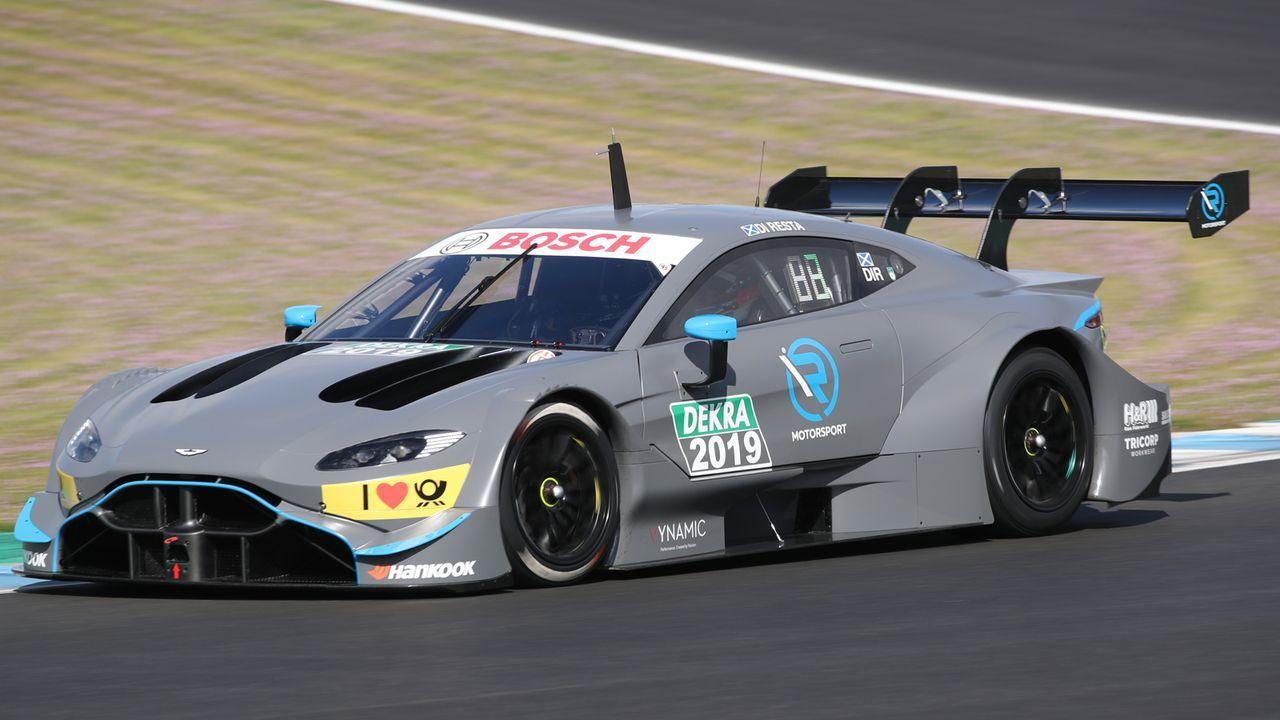 Aston Martin - Bildquelle: R-Motorsport