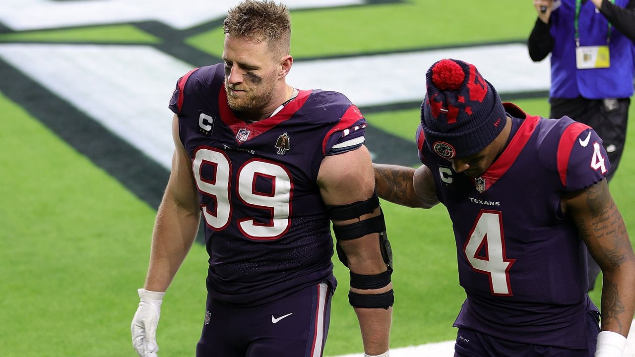 Verlierer: Houston Texans - Bildquelle: getty