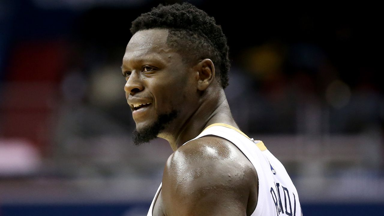 Julius Randle (New Orleans Pelicans) - Bildquelle: 2018 Getty Images